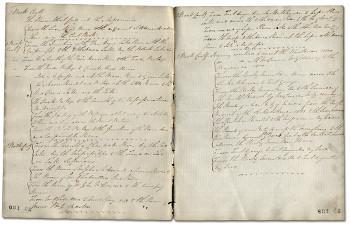1831 Journal sample