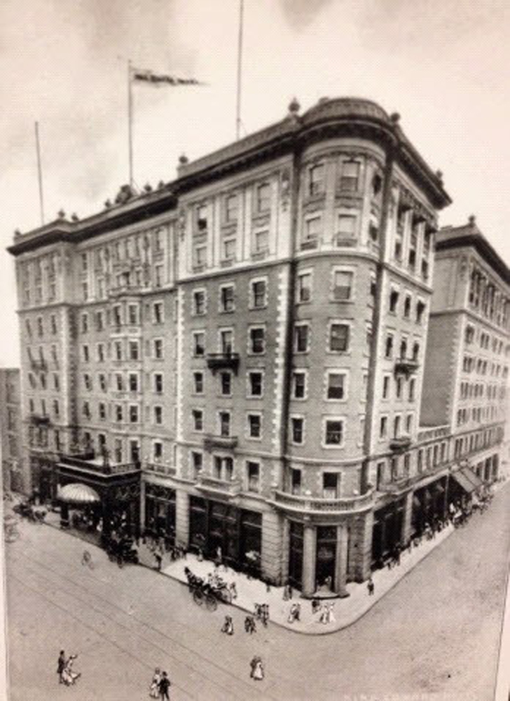 The History of The King Edward Hotel Blog